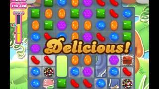Candy Crush Saga Level 815 (No booster, 3 Stars)