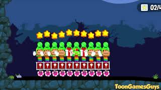 Bad Piggies - COLORFUL INVENTIONS (Field of Dreams)