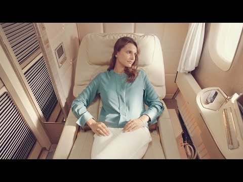 New Emirates First Class Suite | Boeing 777 | Emirates