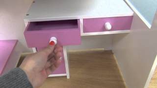 Today's Girl Loft Bed From Cp Toys