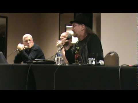 42nd Street Pete's Grindhouse Panel with Tom Atkins