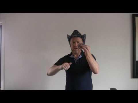 Demonstration af Fidget Spinner
