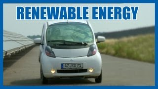 Renewable Energy in Germany | Fully Charged