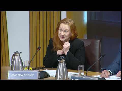 Finance and Constitution / Culture, Tourism, Europe and External Affairs Committee - 29 Nov 2018