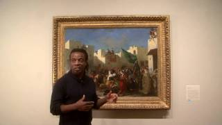 Art Inspires: Willie Cole on Delacroix