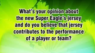 Nigeria Jersey