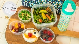 Healthy Workday Lunch Ideas