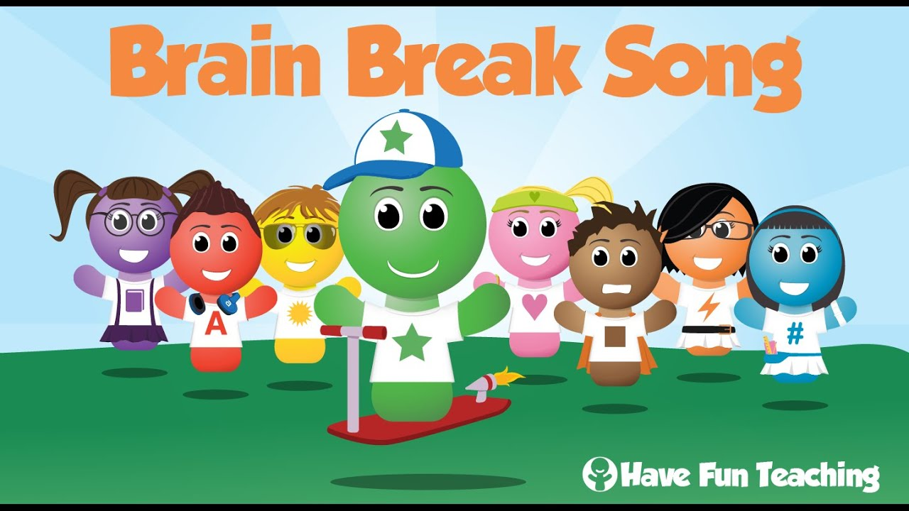 Brain Break Song - YouTube