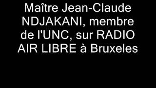 UNC sur RADIO AIR LIBRE avec JC NDJAKANI 3ème Partie.wmv