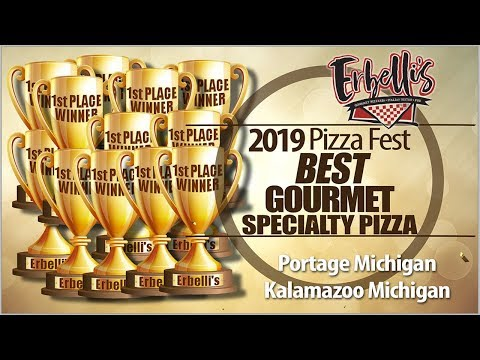 Erbellis – Detroit Pizza Winner 2019
