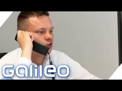 Wie viel arbeiten wir wirklich - Das Experiment | Galileo | ProSieben