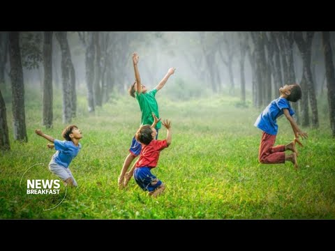 Have kids forgotten how to play? | News Breakfast