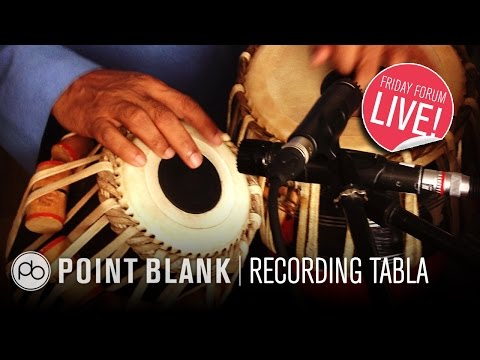 Recording Tabla in Ableton Live (FFL!)