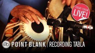 Recording Tabla in Ableton Live (FFL!)
