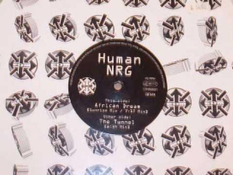 Human NRG - Afircan Dream (Sunrise Mix) - EDM - 1995