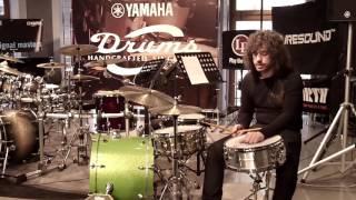 Макс Клоц: мастер-класс в «Мире музыки» СПб 1 апреля 2017 г.