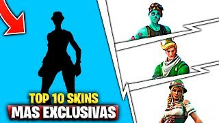 Halloween & Top 10 Skins That Take 643 Days Without Going To The Store ? Fortnite Battle Royale