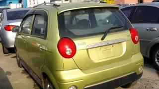Korean used Car - GM Daewoo Matiz (Seoul Trading) [Autowini.com]
