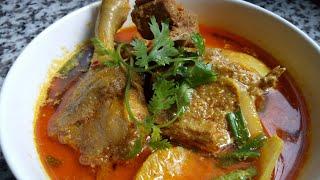 BÚN CÀ RI VỊT - cách nấu CÀ RI VỊT NƯỚC CỐT DỪA miền tây - Món Ăn Ngon Mỗi Ngày