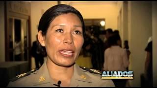 Aliados por la Seguridad: Mujeres de Acero