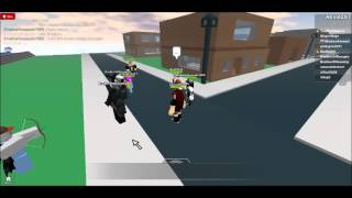 Absol287's ROBLOX video