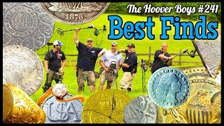 Metal Detecting RARE VALUABLE HISTORICAL TREASURE | Best Finds Compilation