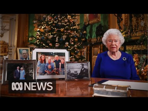 Queen Acknowledges 'bumpy' Year For UK In Christmas Message