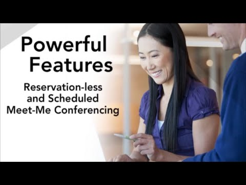 Meet-Me-Conferencing
