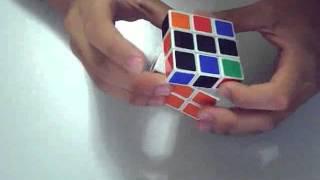 Rubik Küp ile imtihan :)