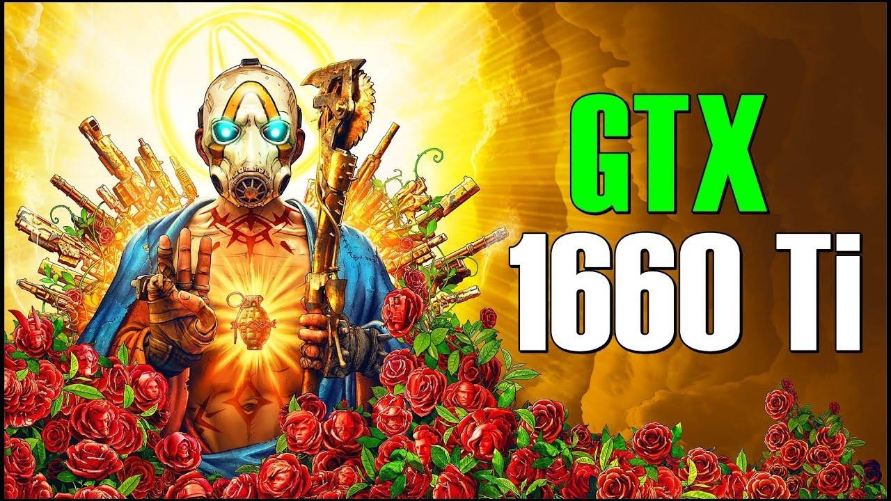 Borderlands 3 | GTX 1660 Ti + RYZEN 5 3600 | Ultra Settings | 1080p