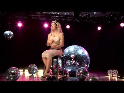Marina and the Diamonds Interview @ iHeartRadio