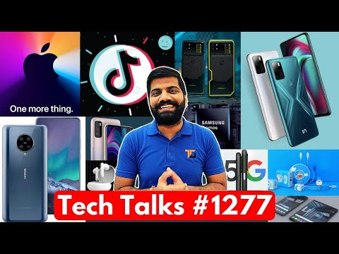Tech Talks #1277 – Micromax IN Unboxing, Exynos 1080, S21 Launch, Google Pixel Update, Apple Event