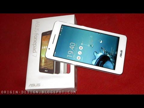 Part 1 - Full Review ASUS Fonepad 7 FE171CG - White - 2GB RAM