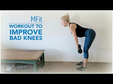 Workout To Improve Bad Knees | MFit