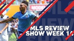 NYCFC and SKC climb Standings   MLS Review Show, Week 14