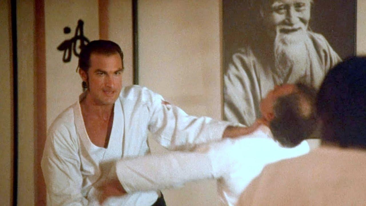Ganz und zu Extrem Steven Seagal - Aikido seminar San Jose HD 1990/07/07 - YouTube #EE_55