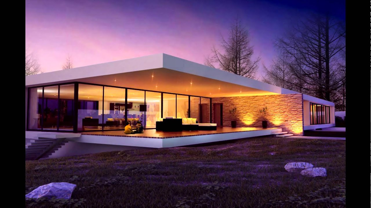 Modern homes modern modular homes modern homes for for Modern contemporary house plans for sale