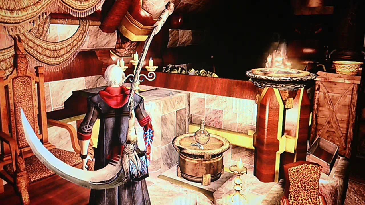 Skyrim Mods Xbox 360 Devil May Cry In Skyrim YouTube