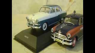 ГАЗ 21Д ВОЛГА 1958 из кф Шофер поневоле VVM018