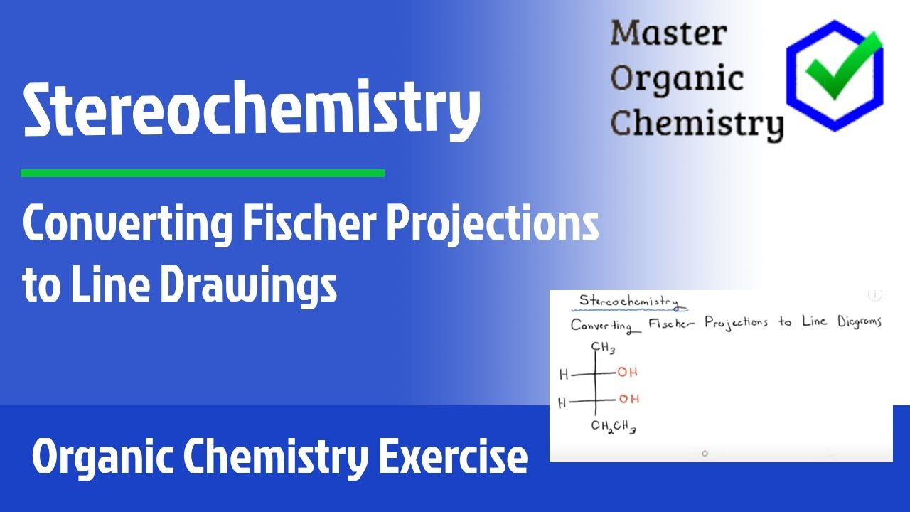 Converting Fisc... R 2 Chlorobutane Fischer Projection