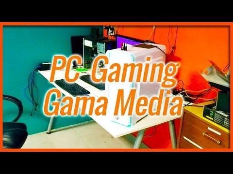 Ordenador Gaming - Gama Media 2019
