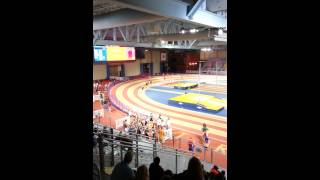 Hampton first indoor track meet 800m Thumbnail