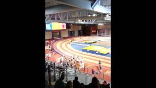 Hampton first indoor track meet 800m Thumbnail