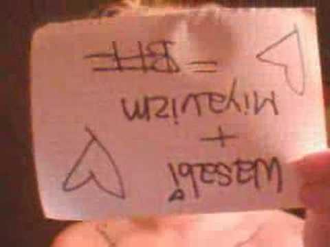 wasabi+ miyavizm= bff
