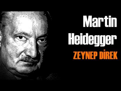 Martin Heidegger - Zeynep Direk İle Felsefe Vakti - Türkçe