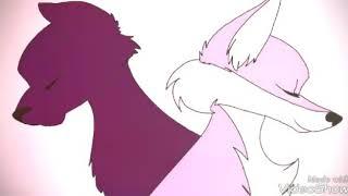Розовая лиса и Фиолетовая пантера