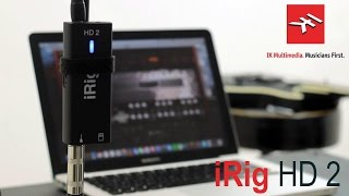 IK Multimedia iRig HD2 - Demo