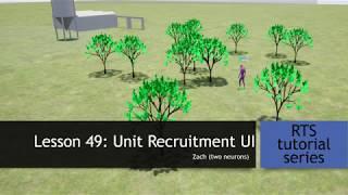 7 44 Harvesting Resources [UE4 - RTS Tutorial]