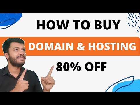 How To Buy Domain Name And Hosting From Milesweb In HINDI | Process Of Buying Web Hosting