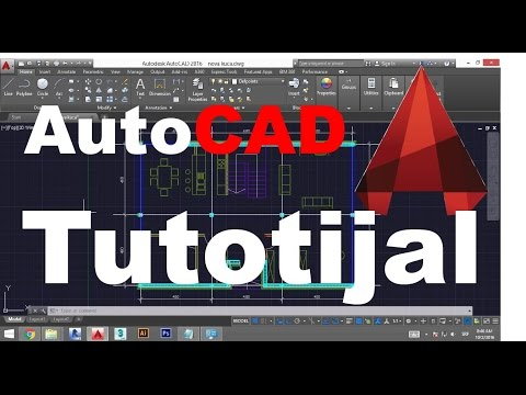 AutoCAD 2016 tutorijal